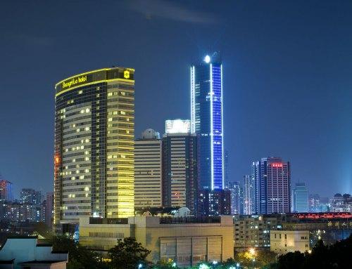 Shangri-la Hotel, Fuzhou