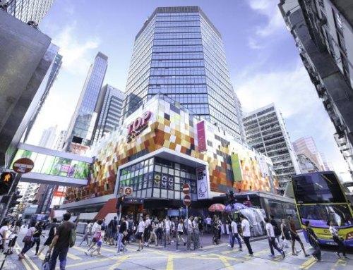 T.O.P, Hong Kong